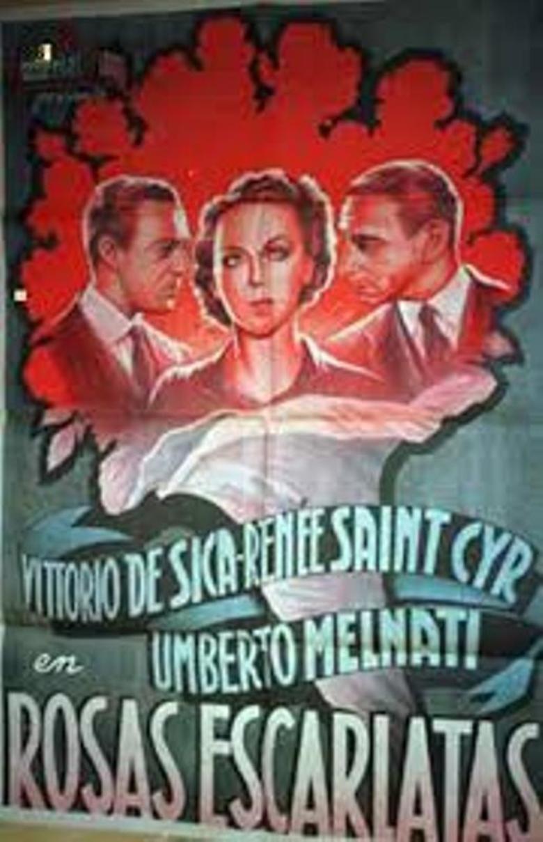 Rose scarlatte movie poster