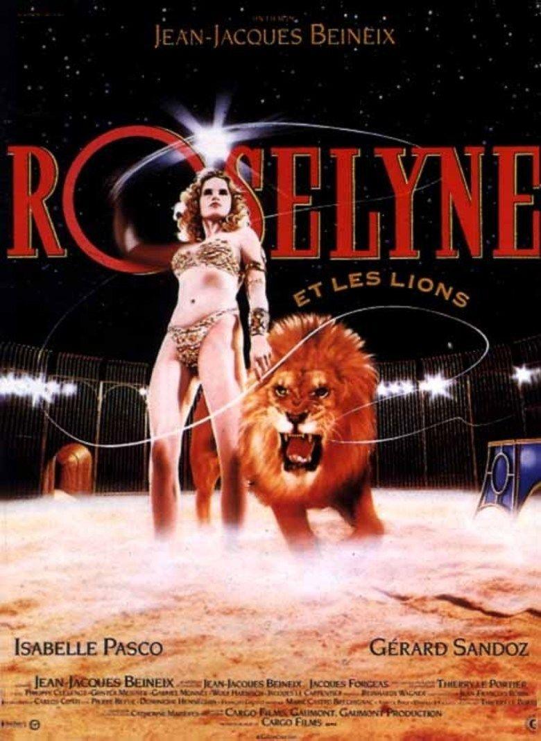 Roselyne et les lions movie poster
