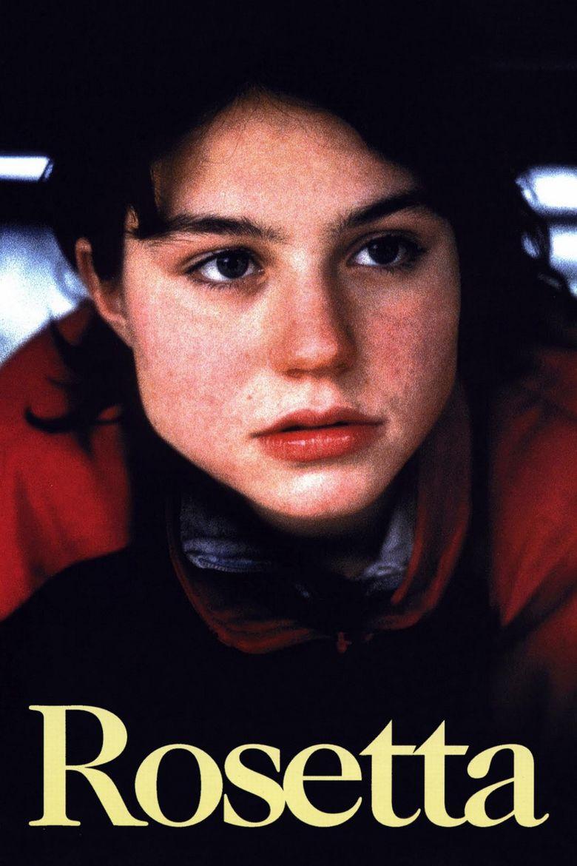 Rosetta (film) movie poster