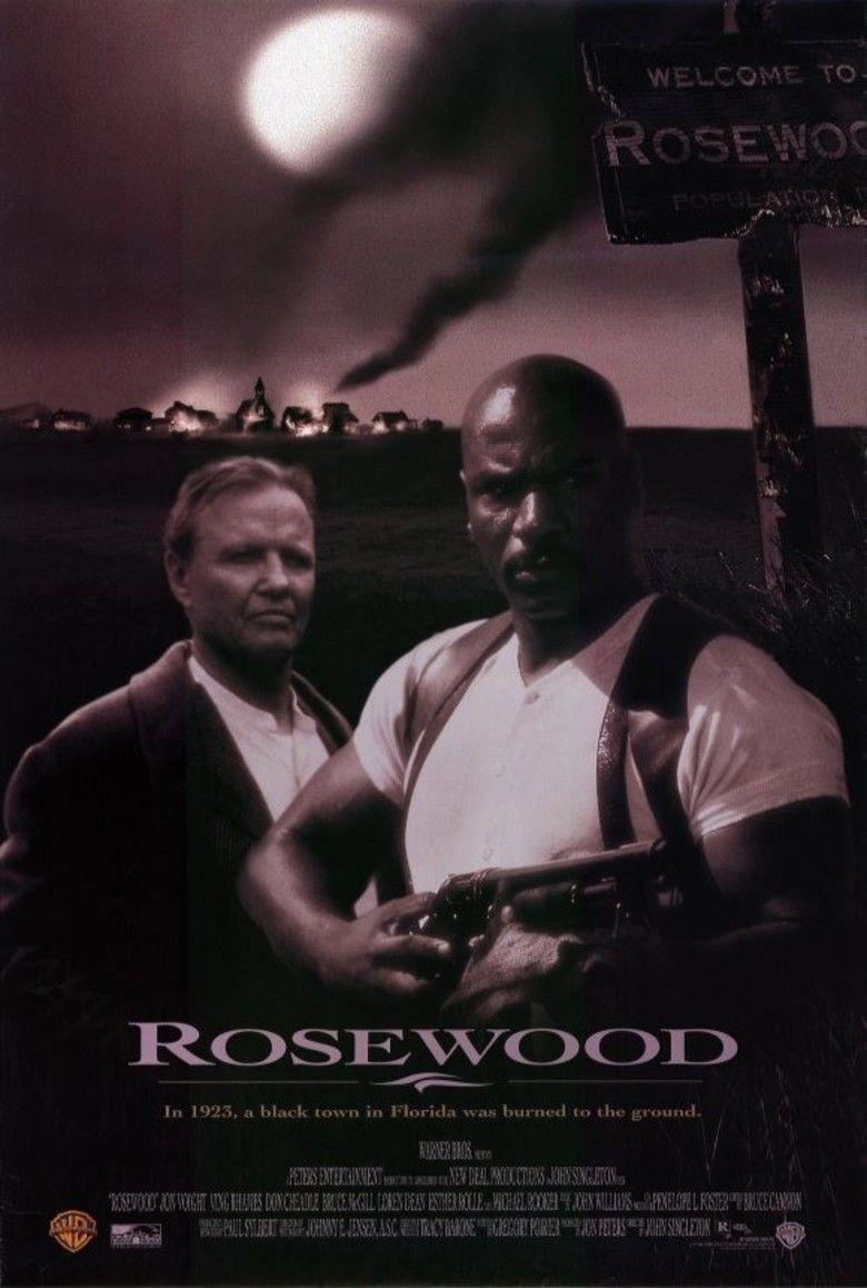 Rosewood (film) movie poster