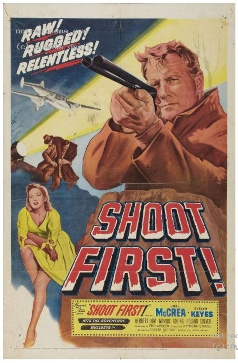 Rough Shoot movie poster