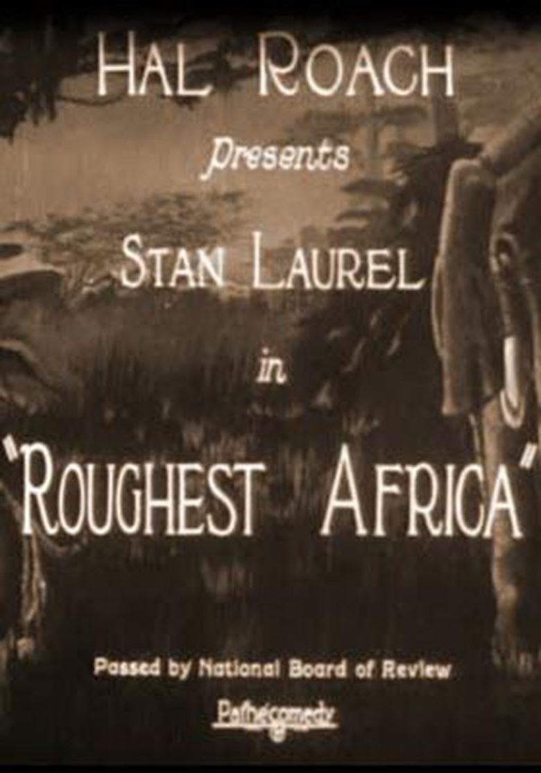 Roughest Africa movie poster