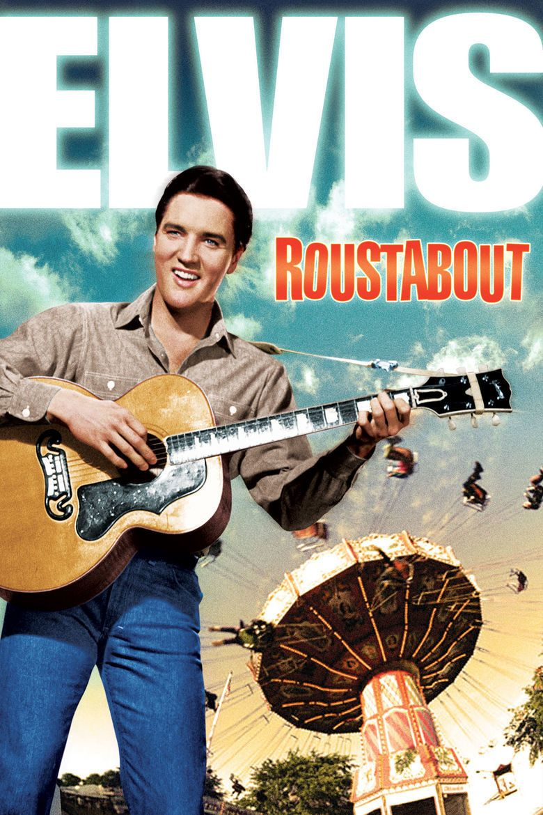 Roustabout (film) movie poster