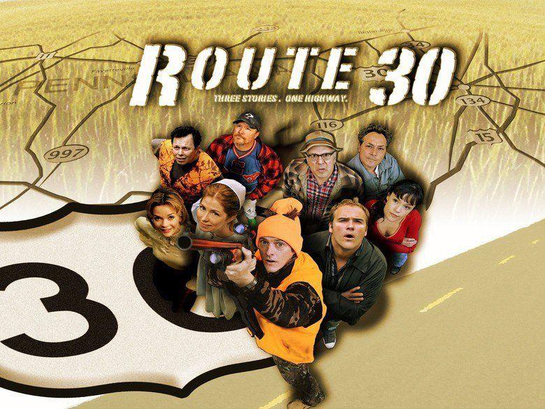 Route 30 (film) movie scenes