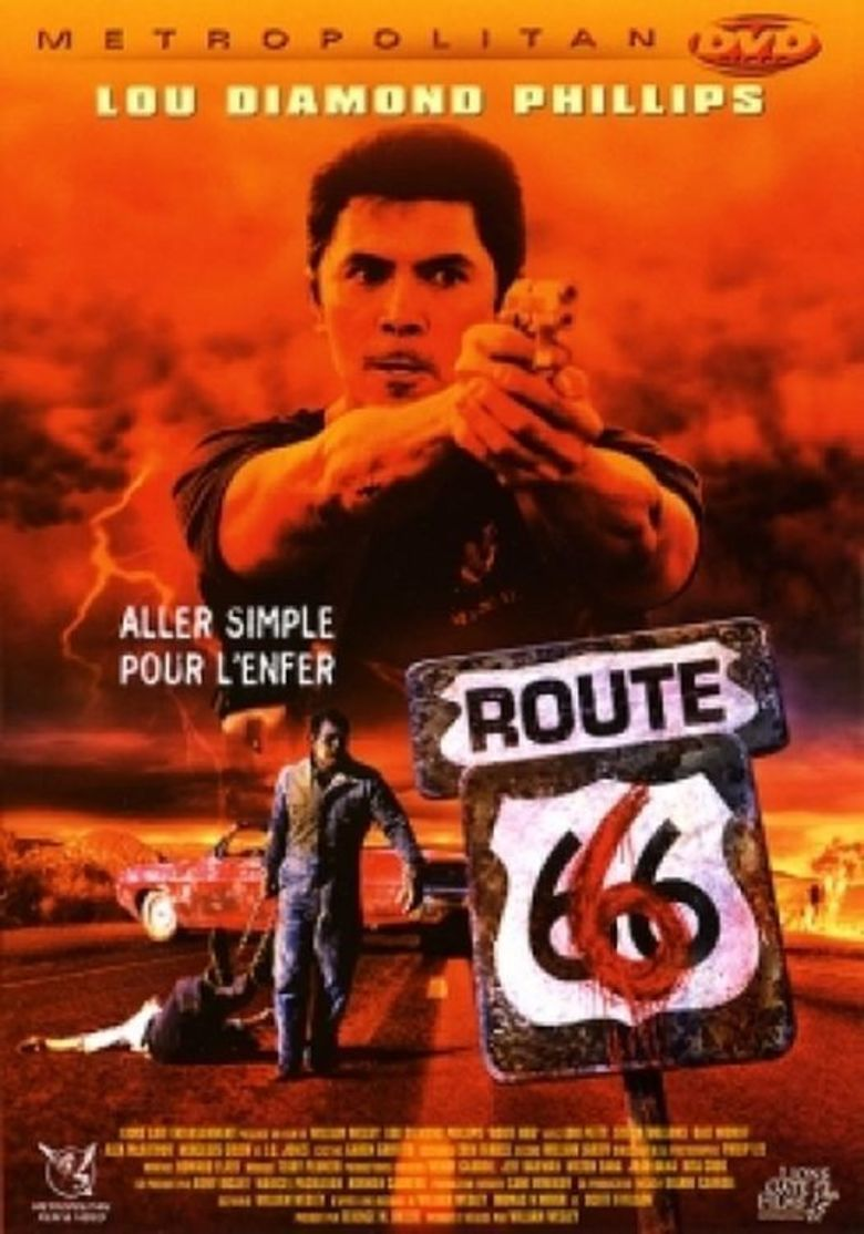 Route 666 (film) movie poster