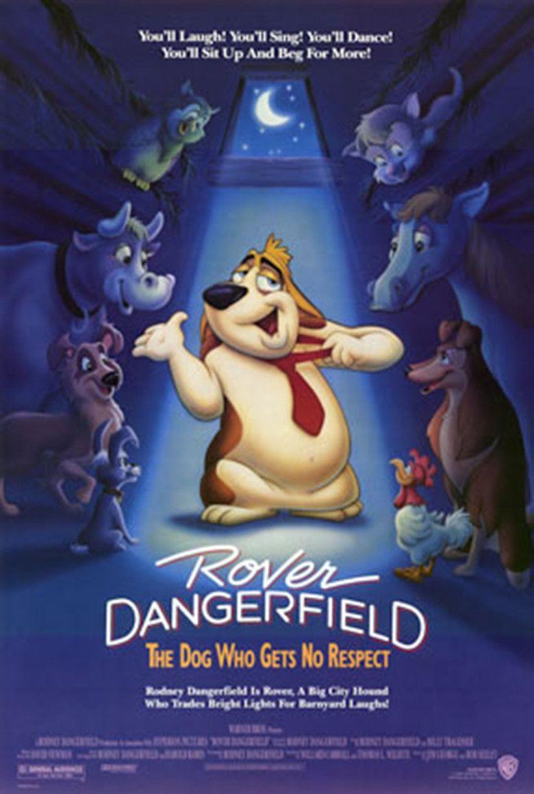 Rover Dangerfield movie poster