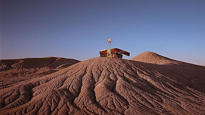 Roving Mars movie scenes