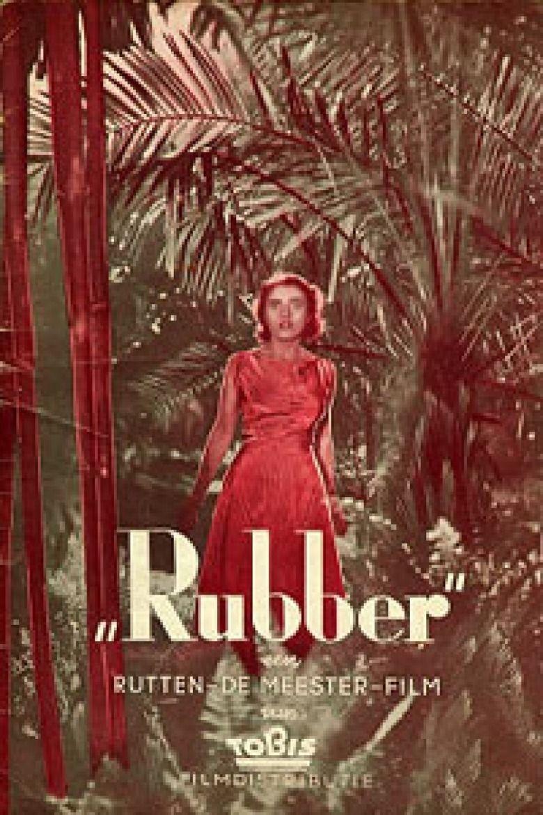 Rubber (1936 film) movie poster