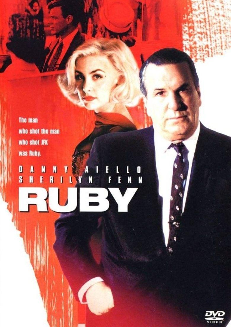 Ruby (1992 film) movie poster