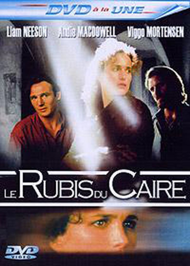 Ruby Cairo movie poster