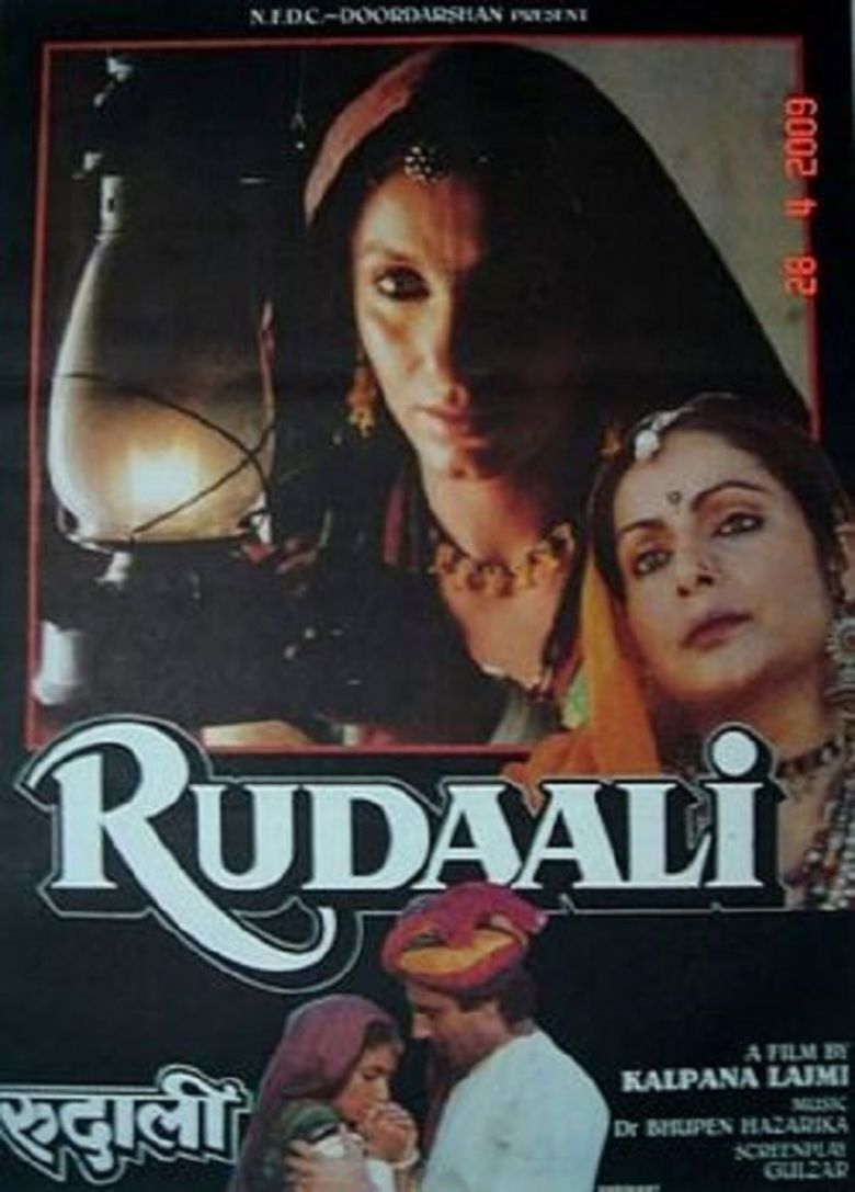 Rudaali movie poster
