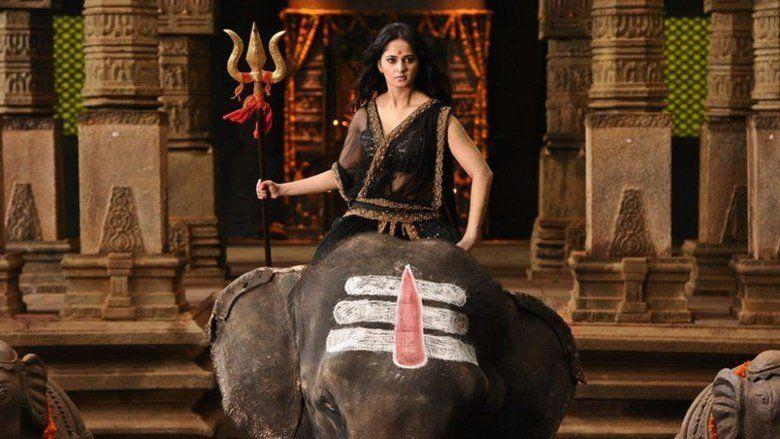 Rudhramadevi (film) movie scenes