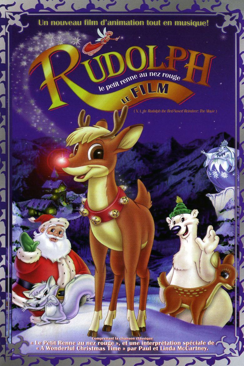 Rudolph the Red Nosed Reindeer: The Movie movie poster