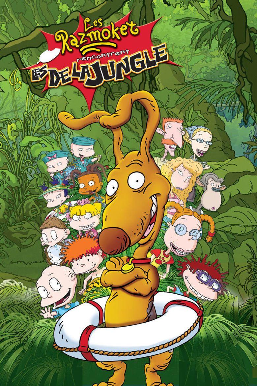 Rugrats Go Wild movie poster