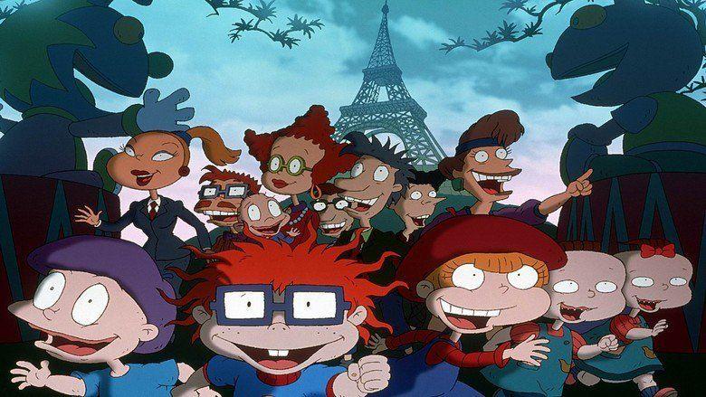 Rugrats in Paris: The Movie movie scenes