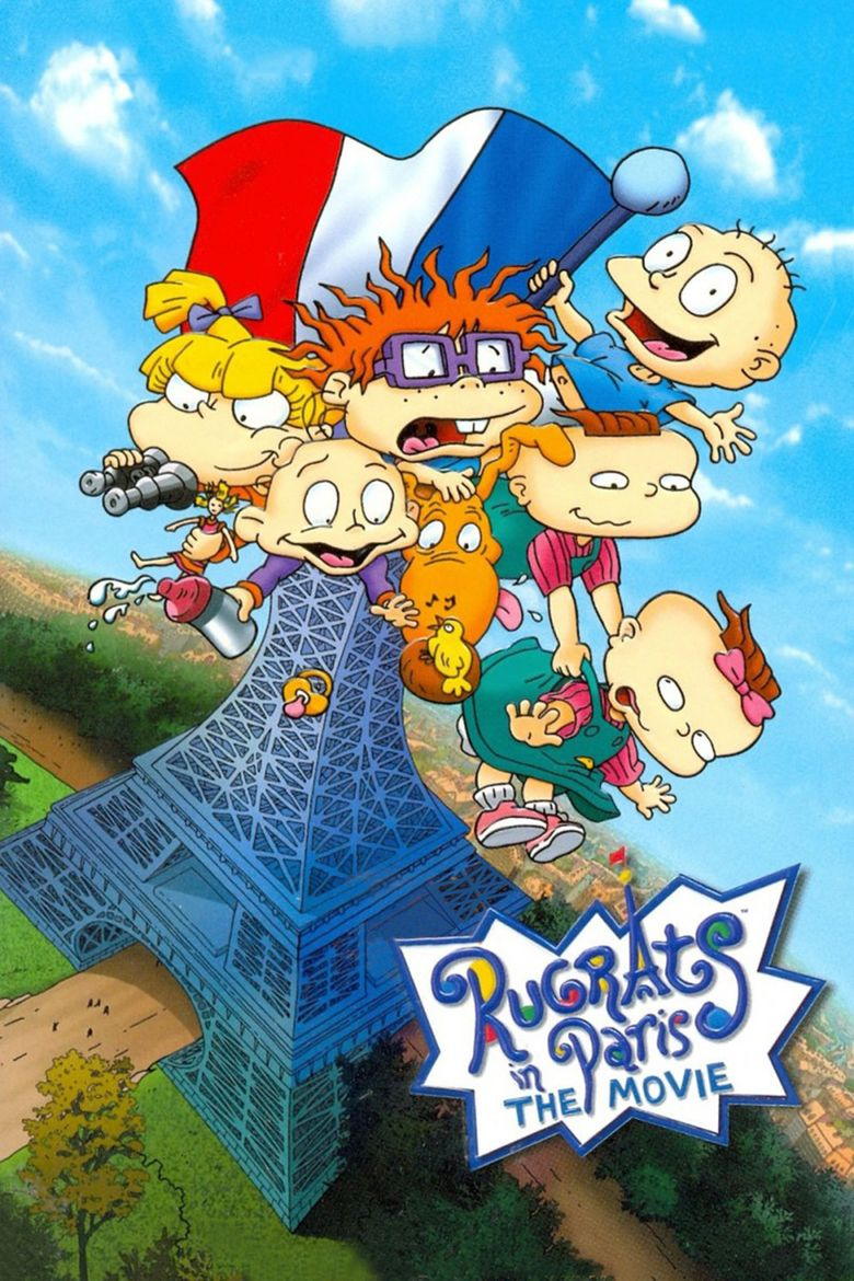 Rugrats in Paris: The Movie movie poster