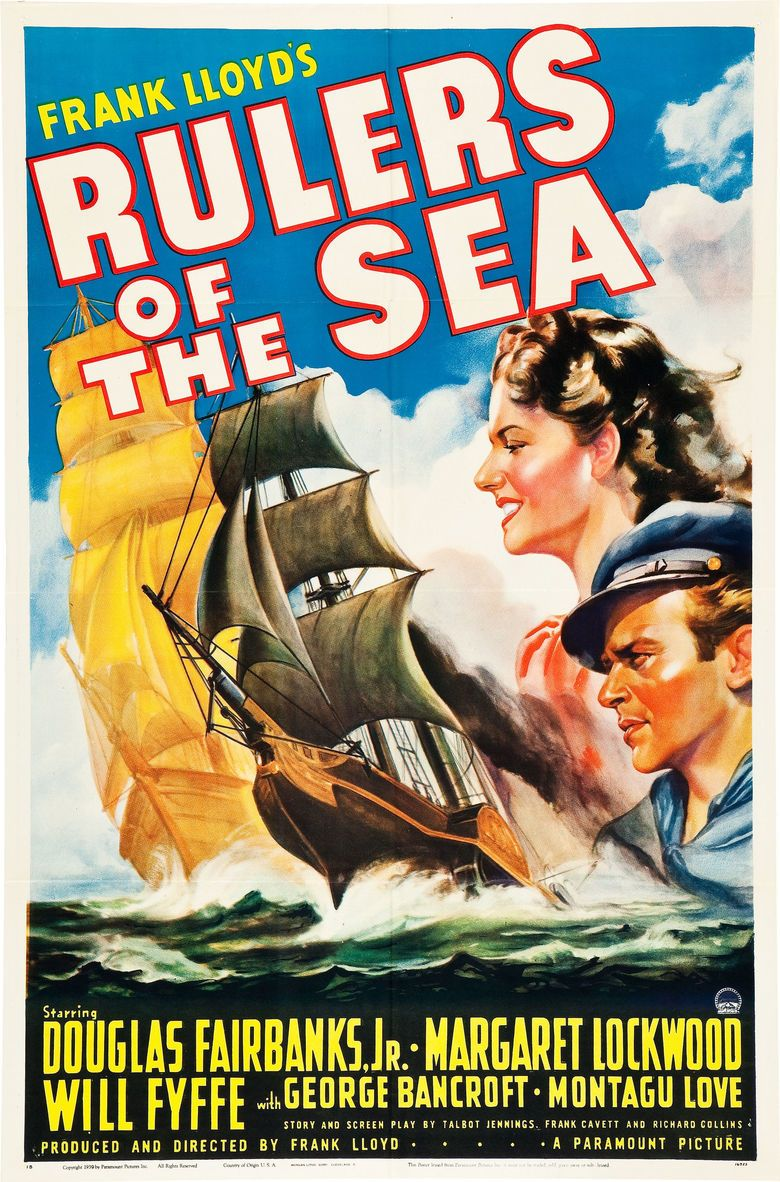 Rulers of the Sea movie poster