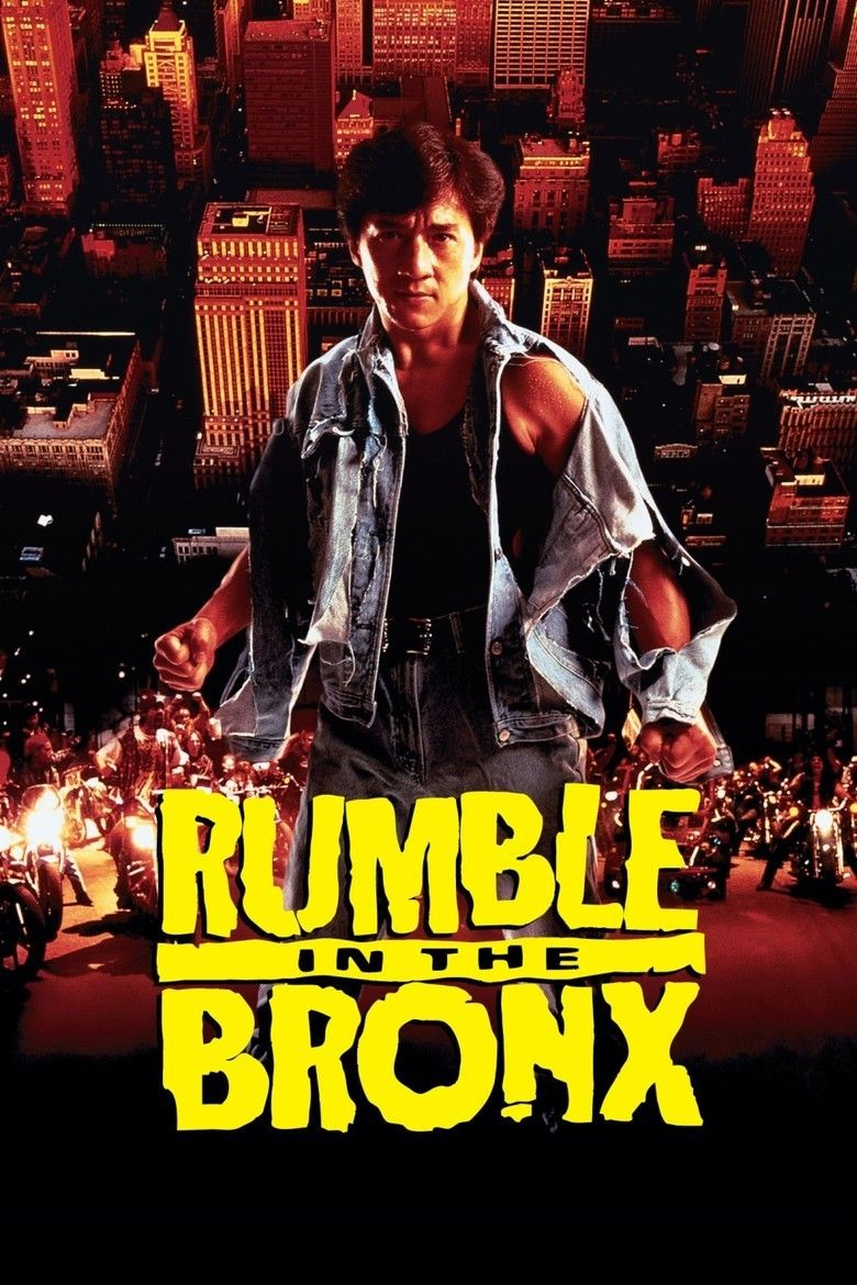 Rumble in the Bronx movie poster