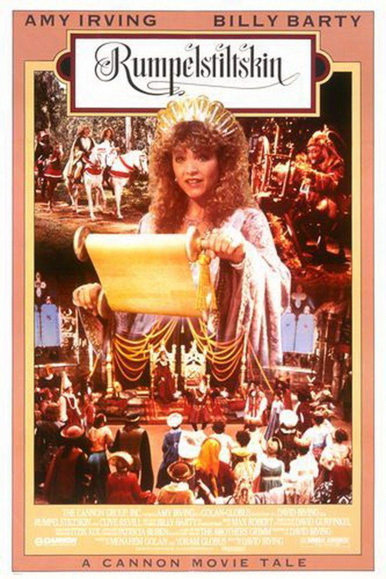 Rumpelstiltskin (1987 film) movie poster