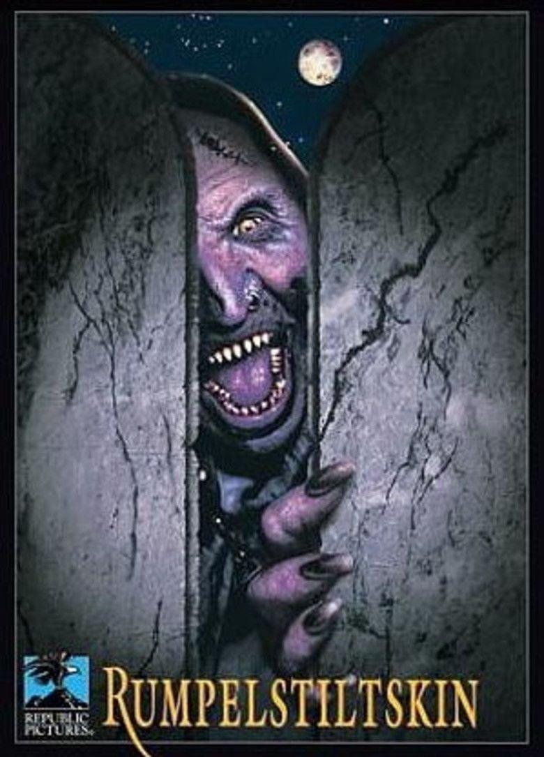 Rumpelstiltskin (1995 film) movie poster