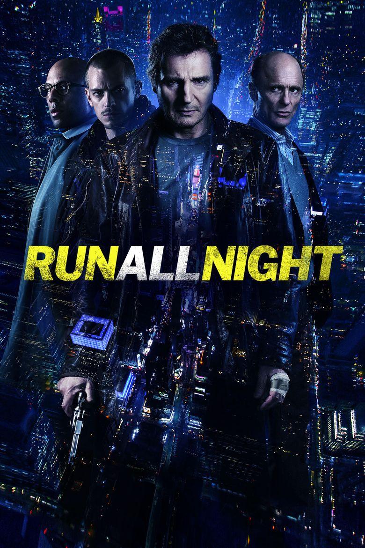 Run All Night (film) movie poster