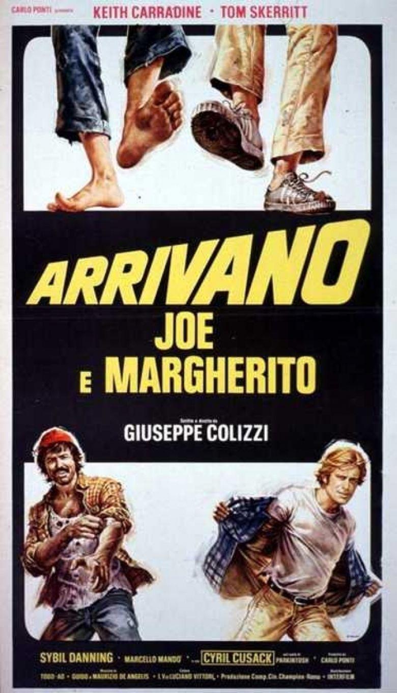 Run, Run, Joe! movie poster