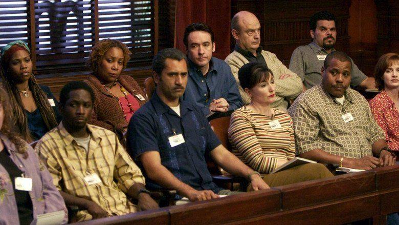 Runaway Jury movie scenes