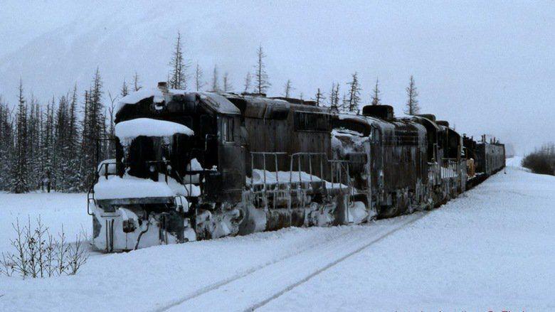 Runaway Train (film) movie scenes