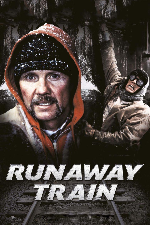 Runaway Train (film) movie poster