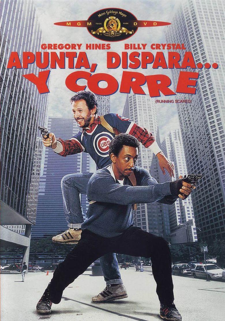 Running Scared (1986 film) movie poster
