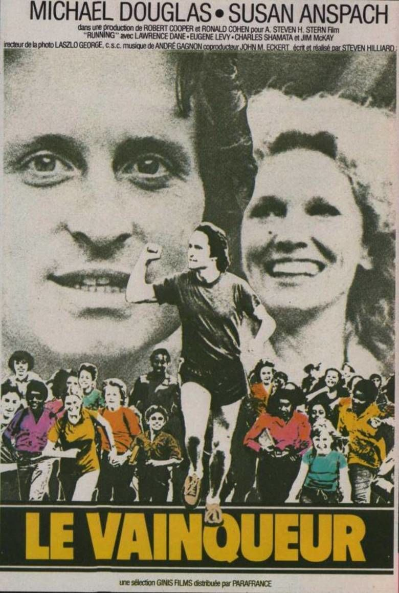 Running (film) movie poster
