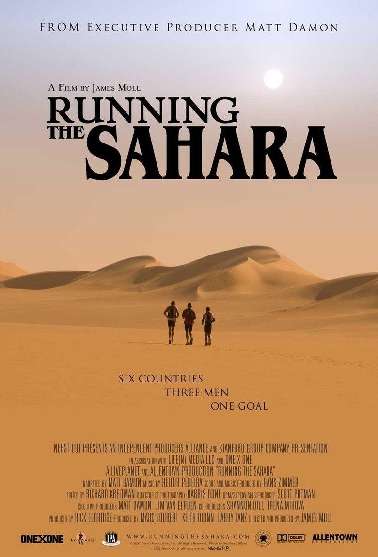 Cast Ray Zahab, Matt Damon, Charlie Engle, Kevin Lin Similar movies Running on the Sun: The Badwater 135 (2000)