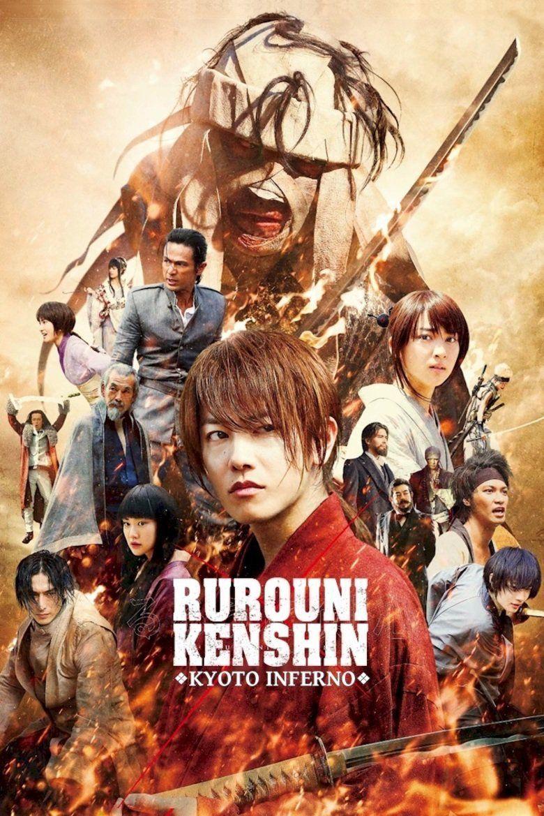 Rurouni Kenshin: Kyoto Inferno movie poster