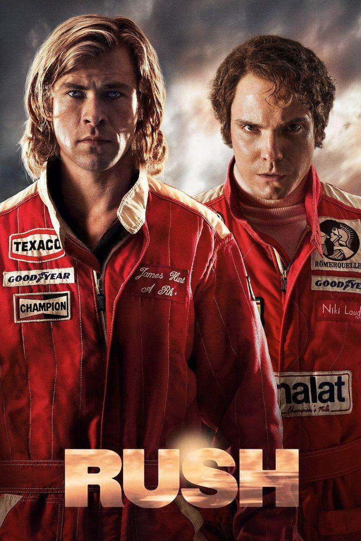 Rush (2013 film) movie poster