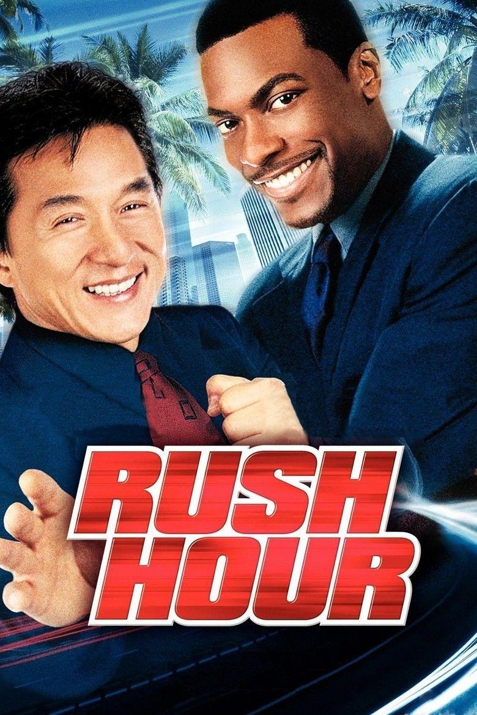 Rush Hour (1998 film) movie poster