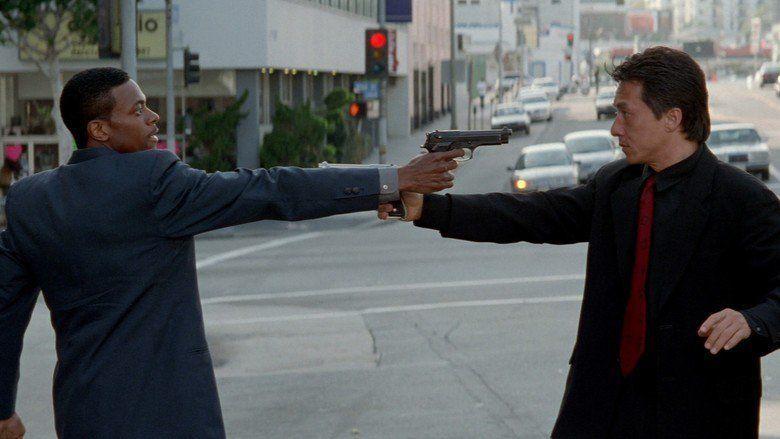 Rush Hour (1998 film) movie scenes