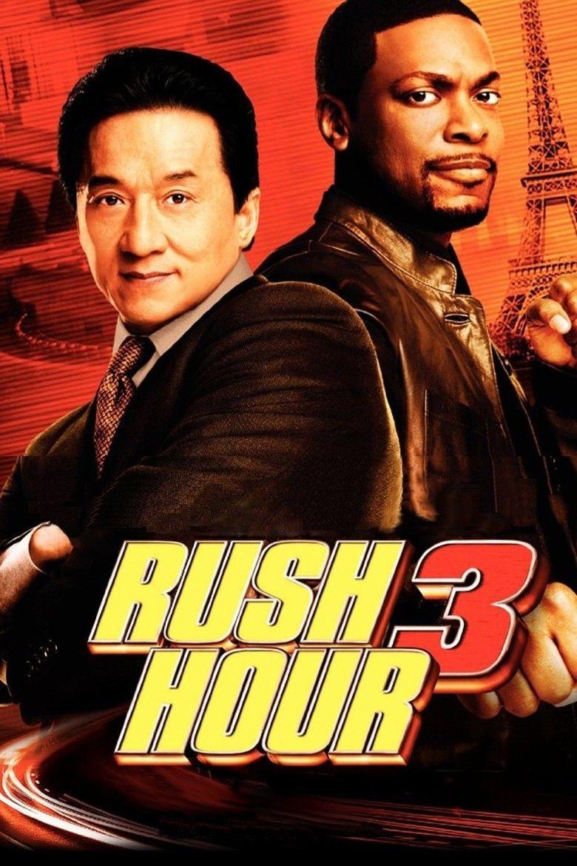 Rush Hour 3 movie poster
