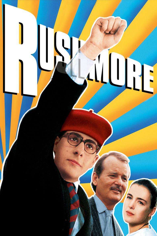 Rushmore (film) movie poster