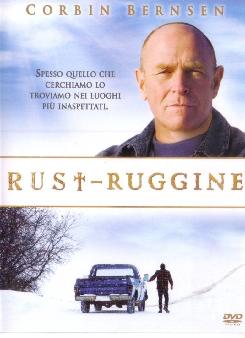 Rust (film) movie poster