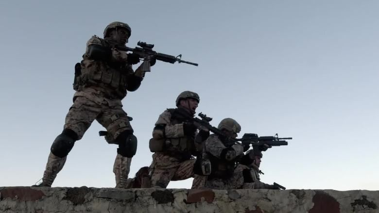 SEAL Team 8: Behind Enemy Lines movie scenes