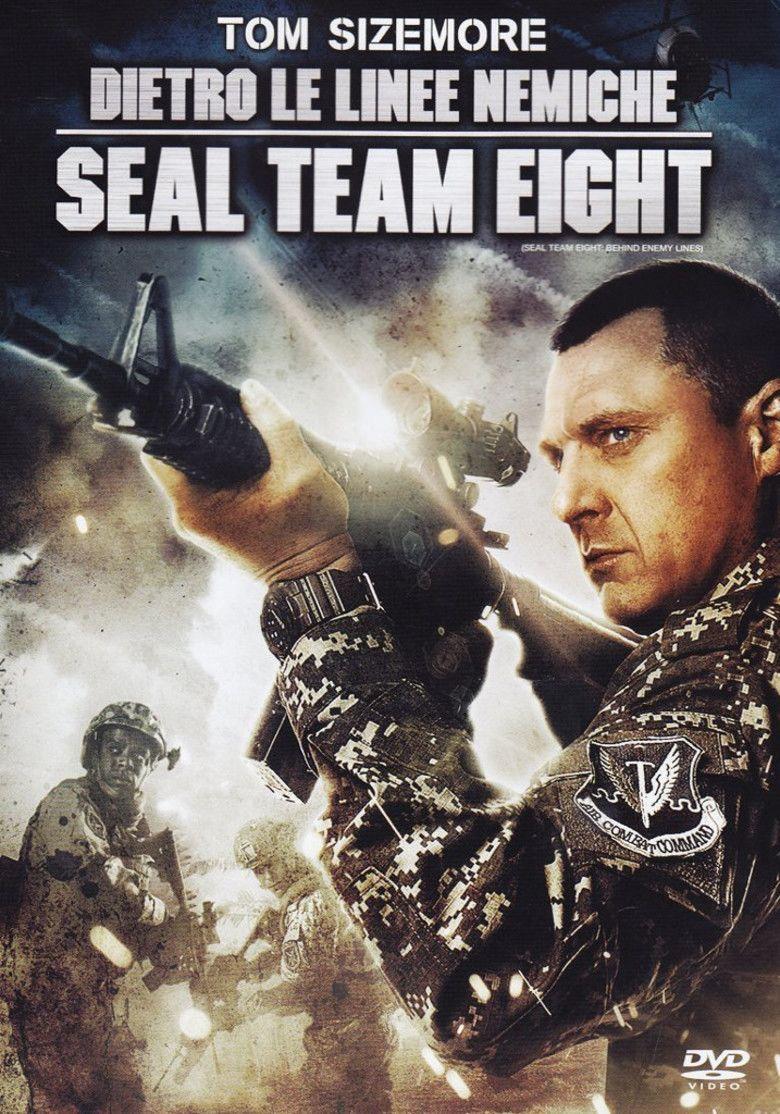 SEAL Team 8: Behind Enemy Lines movie poster