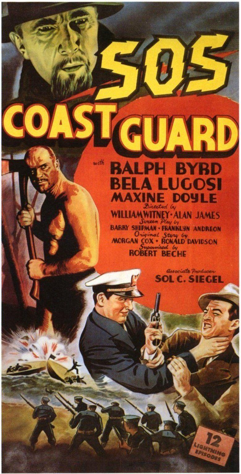 SOS Coast Guard movie poster