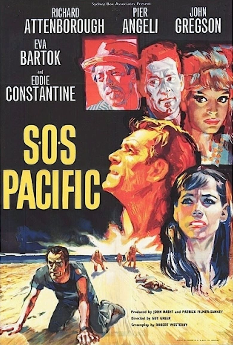 SOS Pacific movie poster