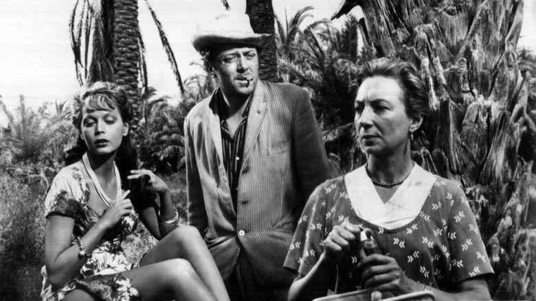 SOS Pacific movie scenes