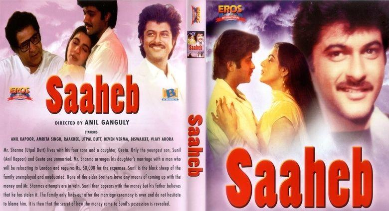 Saaheb movie scenes