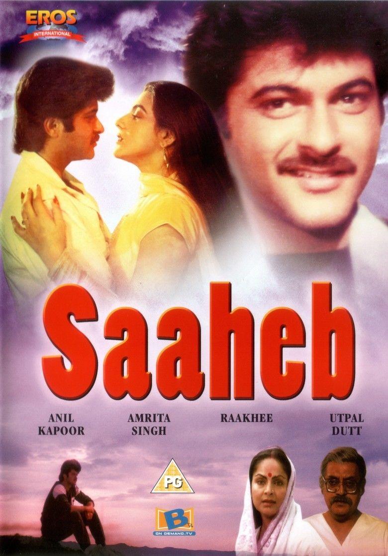 Saaheb movie poster