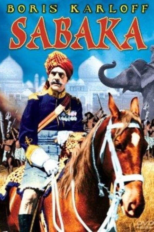 Sabaka movie poster