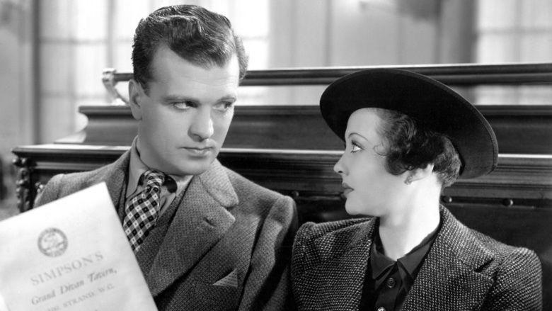 Sabotage (1936 film) movie scenes