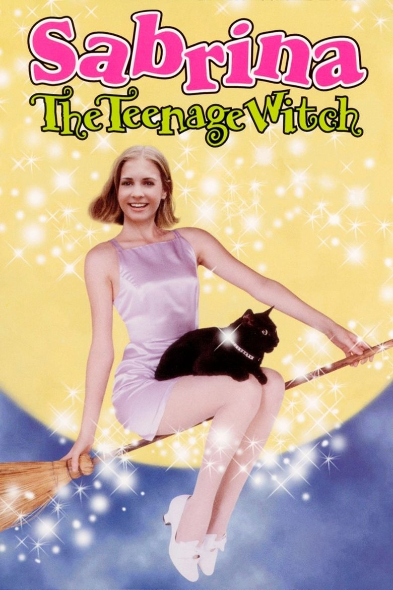 Sabrina the Teenage Witch (film) movie poster