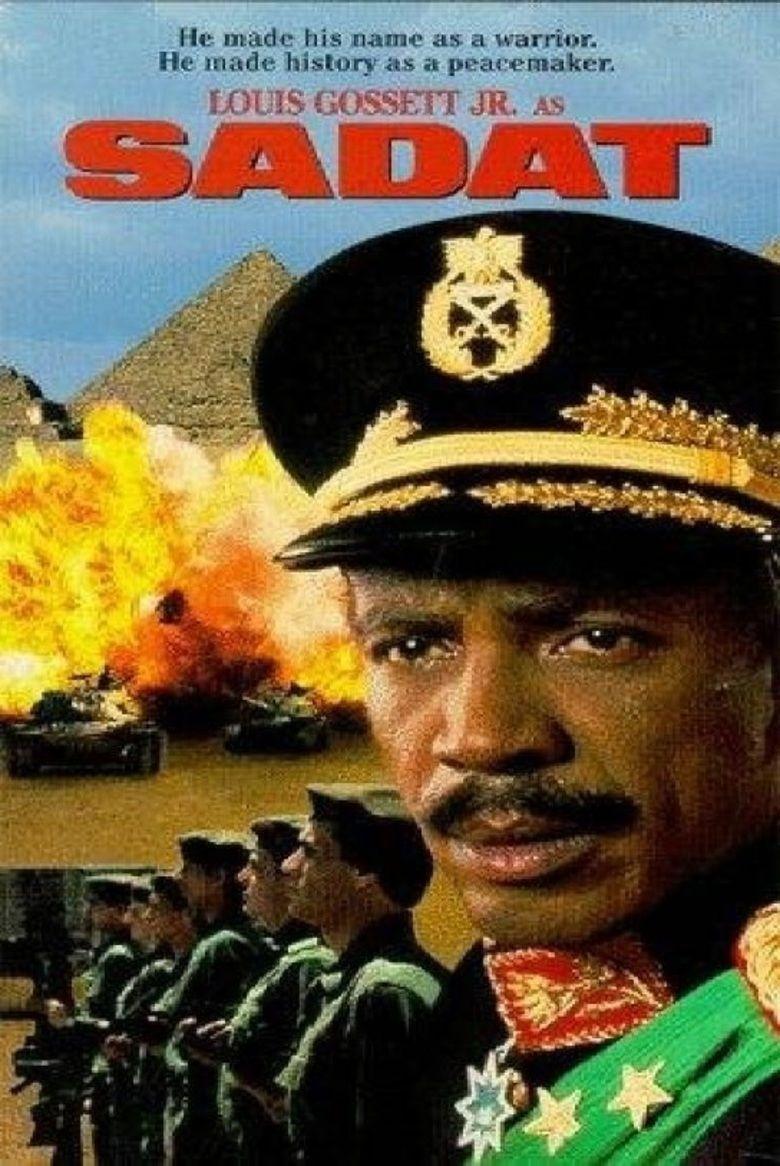 Sadat (miniseries) movie poster